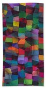 Treasures Beach Towel by Susan  Epps Oliver