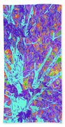 Tree Branches 10 Beach Towel