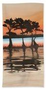 Tree Kings Beach Towel
