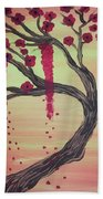 Tree Of Desire 2 Beach Towel