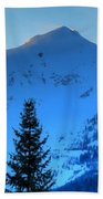 Tree Pano Beach Towel