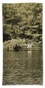 Trestle End Beach Towel