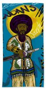 Tribe Of Manasseh Beach Towel