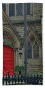 Trinity Episcopal Cathedral Beach Towel