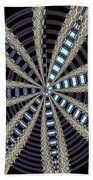 Triple Abstract Beach Towel