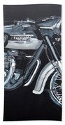 Triumph Thunderbird Beach Towel