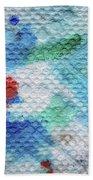 Trois Coeurs Beach Towel
