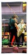 Trombone Shorty And Orleans Avenue, Freeport, Maine   -57584 Beach Towel