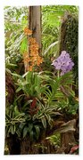 Tropic Beauty Beach Towel