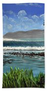 Tropic Vibrations Beach Sheet