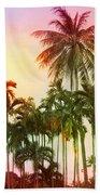 Tropical 11 Beach Towel