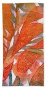 Tropical #5 Beach Towel