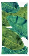 Tropical Colors 2 Beach Towel by Mark Ashkenazi