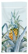 Tropical Feeling  Beach Towel by Mark Ashkenazi