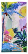 Tropical Moods Beach Towel