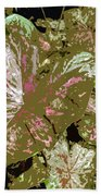 Tropicals Beach Towel