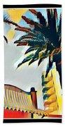 Tropicano Paradise Beach Towel