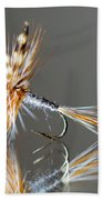 Trout Fly 2 Beach Towel