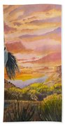 Catch Me If You Can Beach Towel