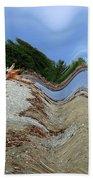 Tsunami Beach Towel