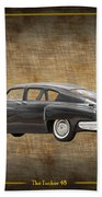 Tucker 48 Beach Towel