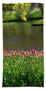 Tulip-5 Beach Towel