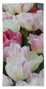 Tulips 3 Beach Towel