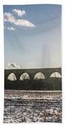 Tunkhannock Viaduct Beach Towel