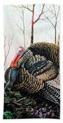 In Strut - Turkey Beach Towel