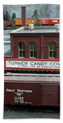 Turner Candy Co Beach Towel