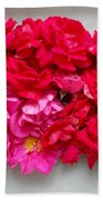 Turning Up Roses Beach Towel