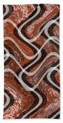 Turns And Curves Beach Towel