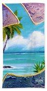 Turtle Bay #144 Beach Towel