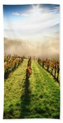Tuscan Sunrise Beach Towel