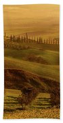 Tuscan Villa Beach Towel