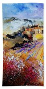 Tuscany 56 Beach Towel