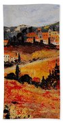 Tuscany 56n Beach Towel
