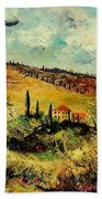 Tuscany 67 Beach Towel