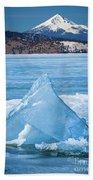 Twin Peaks Beach Towel