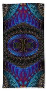 Twin Quad Beach Towel