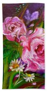 Two Pinks Jenny Lee Discount Beach Towel