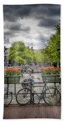 Typical Amsterdam Beach Sheet