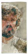Tyrion Lannister, Game Of Thrones Beach Towel