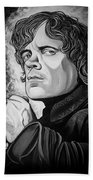 Tyrion Lannister  Beach Towel
