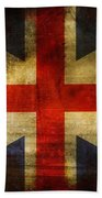 Uk Flag Beach Towel