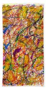 Unconstrained Beach Towel
