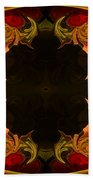 Undecided Bliss Abstract Healing Artwork By Omaste Witkowski Beach Towel