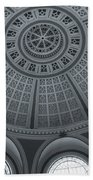 Under The Dome Beach Towel