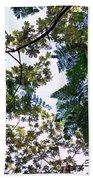 Under The Trees 2 Beach Sheet