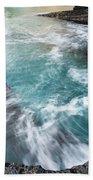 Undertow Beach Towel
